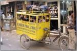 Ĺkolski autobus u Indiji