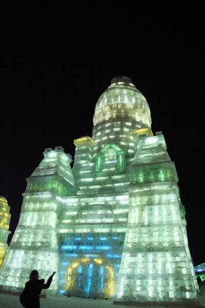 Harbin festival - svijet snijega i leda 06