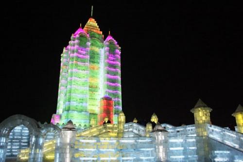 Harbin festival - svijet snijega i leda 07