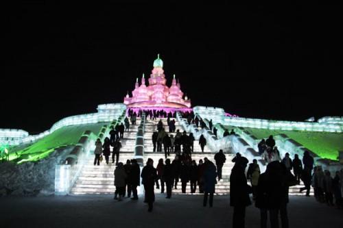 Harbin festival - svijet snijega i leda 08