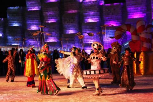 Harbin festival - svijet snijega i leda 09