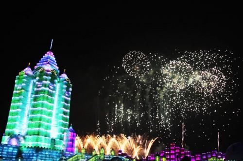 Harbin festival - svijet snijega i leda 11