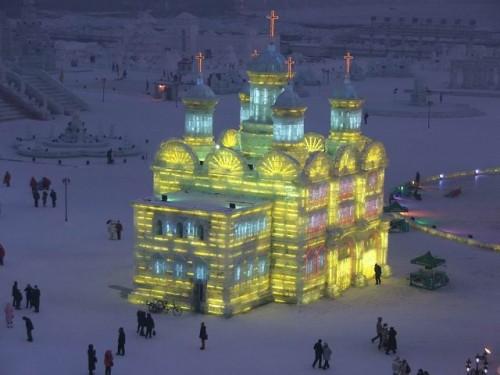 Harbin festival - svijet snijega i leda 13