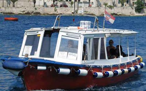 Taxi brod Roko Hrvatska