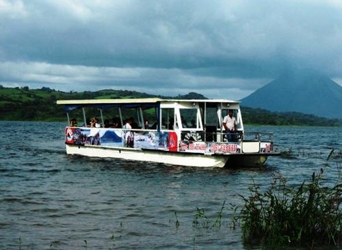 Taxi brod Monteverde Costa Rica