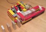Lego domino
