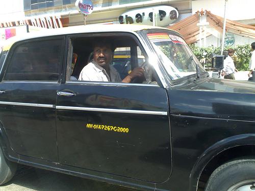 Taxi Mumbai India