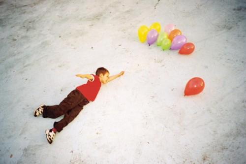 LetaÄŤ s balonima