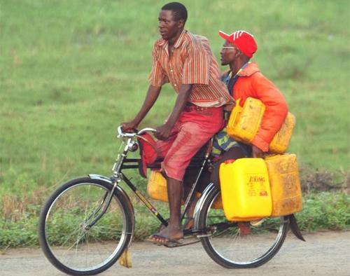 Taxi Burundi Africa