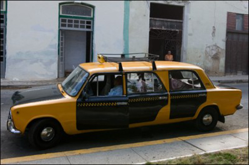 Lada Taxi