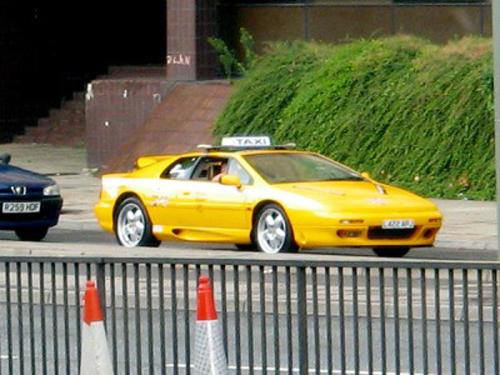 Lotus Taxi