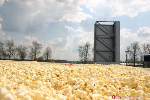 Najveća kutija kokica na svijetu izrađena u Osijeku
