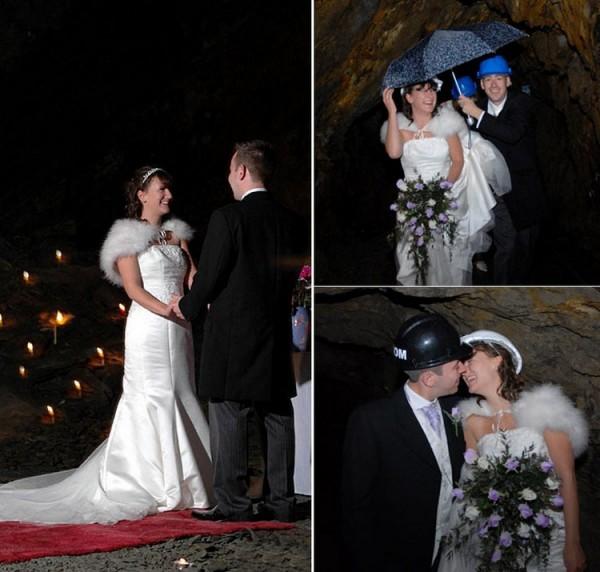 Crazy ideas for wedding ceremony