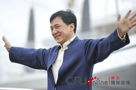 Jackie Chan - Top 10 highest-paid actors in the world in 2015